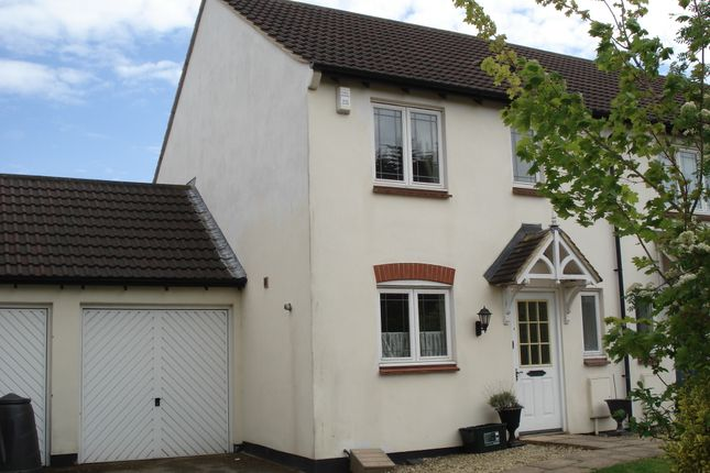 Thumbnail End terrace house to rent in Summer House Way, Warmley