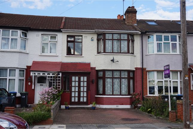 Thumbnail Terraced house for sale in Ulster Gardens, Palmers Green