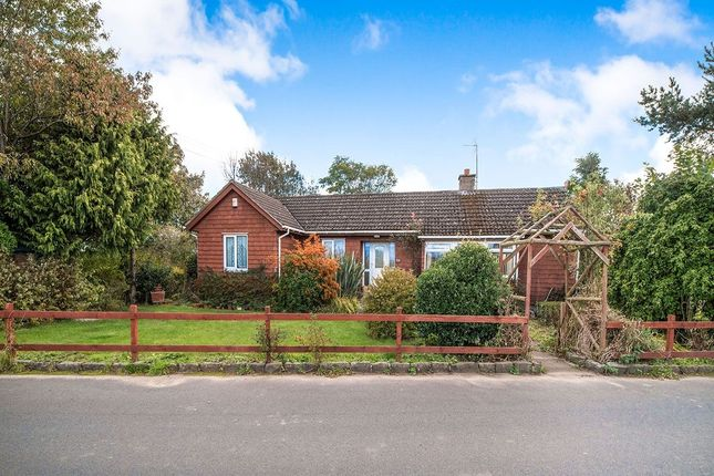 Thumbnail Bungalow for sale in Harelaw, Dalkeith