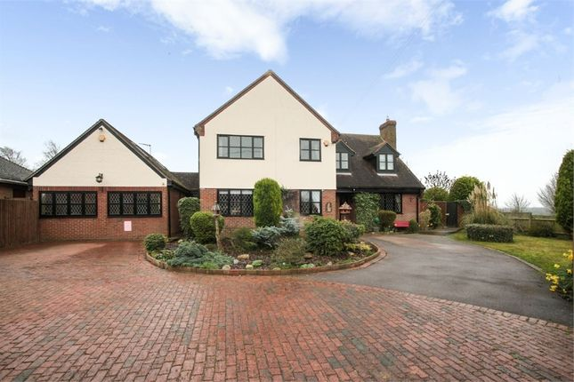 Thumbnail Detached house for sale in High Street, Dunton, Biggleswade, Bedfordshire