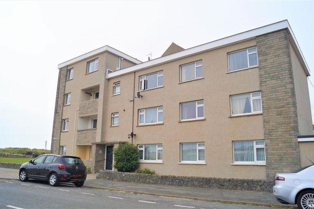 Thumbnail Flat for sale in Embankment Road, Pwllheli