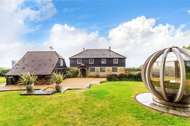 Thumbnail Detached house for sale in Chillies Lane, High Hurstwood, East Sussex