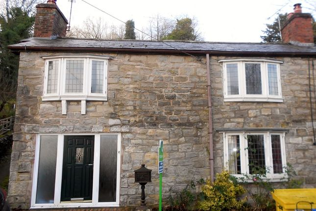 Thumbnail Terraced house to rent in Swan Terrace Woodlands Road, Froncysyllte, Llangollen