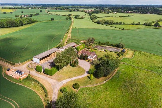 Thumbnail Detached house for sale in Snitterfield Lane, Norton Lindsey, Warwick