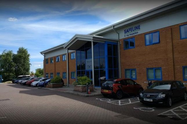 Thumbnail Office for sale in Royston Business Park, Greenway, Royston, Hertfordshire