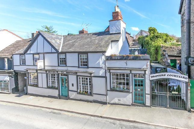 Thumbnail Detached house for sale in High Street, Builth Wells