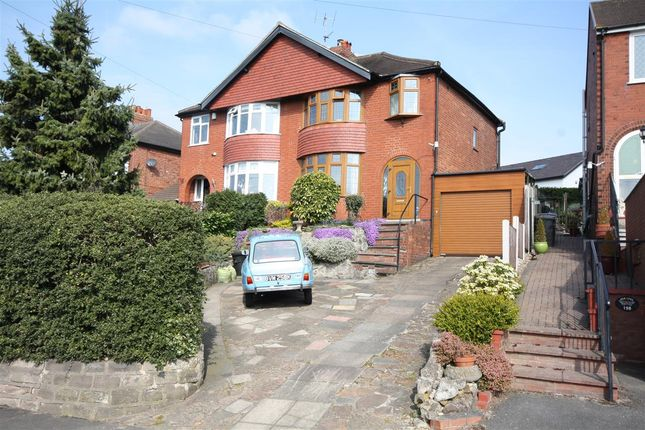 Thumbnail Semi-detached house for sale in Derby Road, Ilkeston