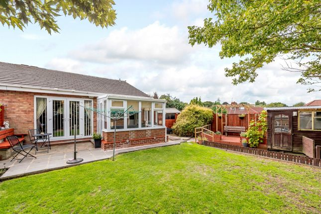 Thumbnail Semi-detached bungalow for sale in Damian Close, Smethwick, West Midlands