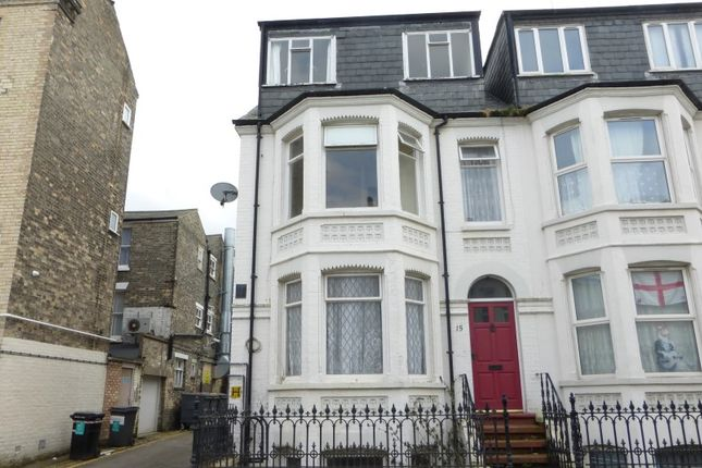 Thumbnail Terraced house for sale in Paget Road, Great Yarmouth, Norfolk
