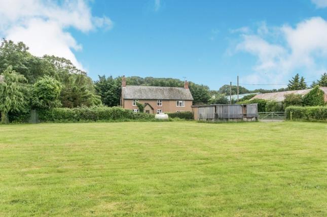 Thumbnail Detached house for sale in Lower Denbigh Road, St. Asaph, Denbighshire, .