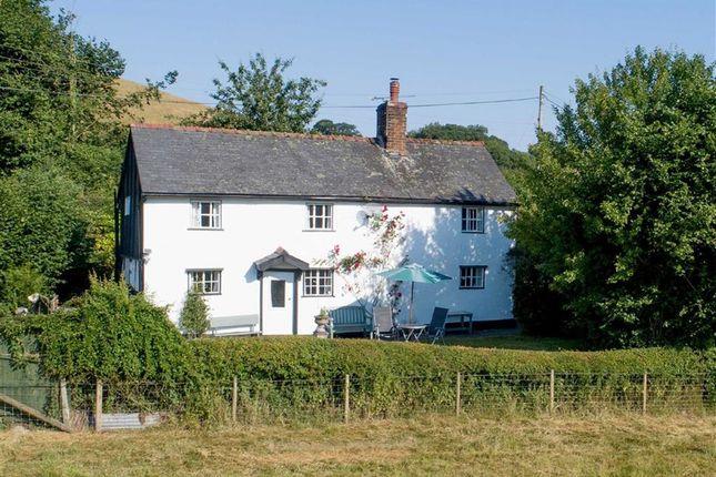 Thumbnail Farm for sale in Tan Y Ffridd, Brooks, Berriew, Welshpool, Powys