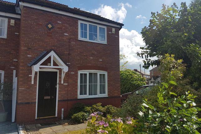 Mews house for sale in Daisy Bank Mill, Culcheth, Warrington