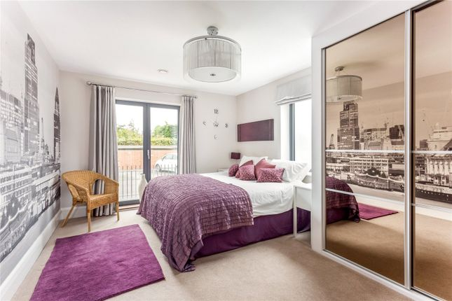 Bedroom of The Pond House, 19 Pittville Crescent, Cheltenham, Gloucestershire GL52