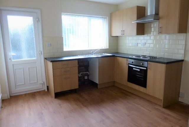Thumbnail End terrace house to rent in Herbert Street, Mexborough