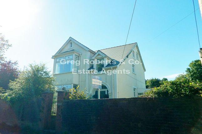 Thumbnail Detached house for sale in Church Street, Tredegar, Blaenau Gwent