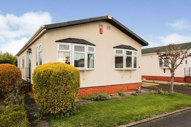 2 bed bungalow for sale in The Brambles, Wincham, Northwich, Cheshire CW9