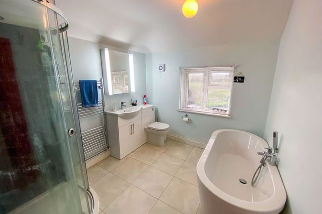 Bathroom of Council Houses, Fox Hill, East Ruston, Norwich NR12