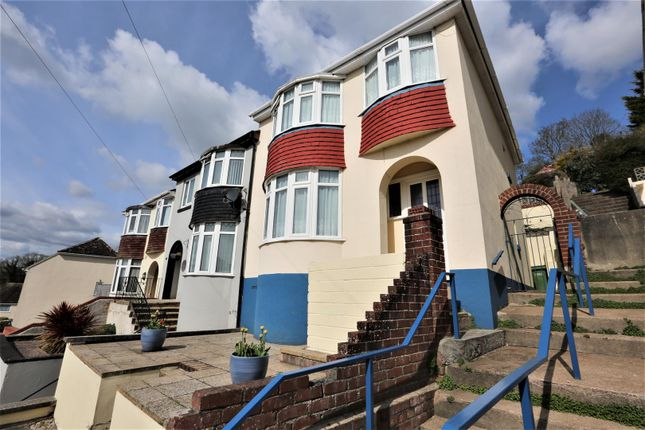 3 bed end terrace house for sale in Haslam Road, Torquay TQ1