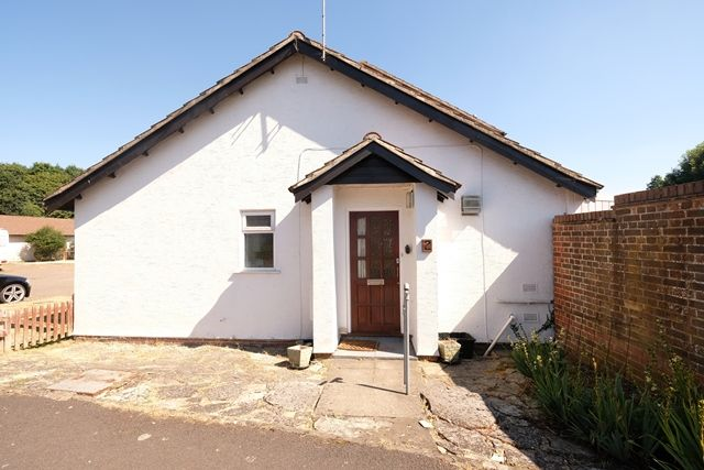 Thumbnail Bungalow for sale in Evergreen Close, Marchwood