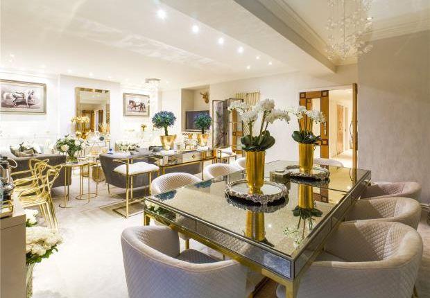 Reception of New Hereford House, 129 Park Street, Mayfair, London W1K