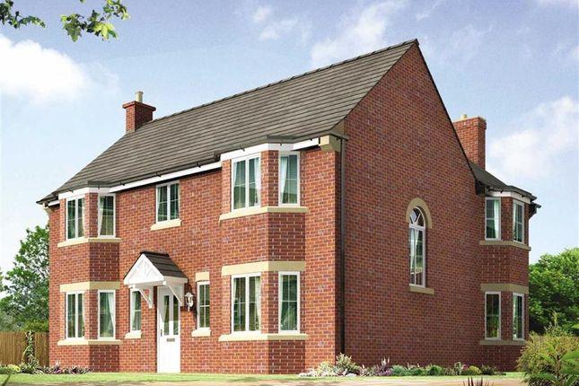 Thumbnail Property for sale in Plot 88, Lakeside Development, Waddington, Lincoln