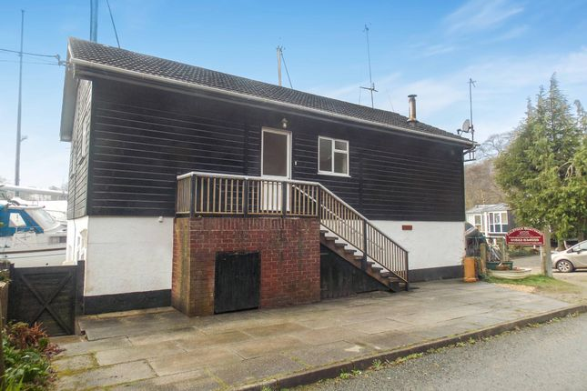 Thumbnail Flat to rent in Calstock Boatyard, Lower Kelly, Calstock, Cornwall