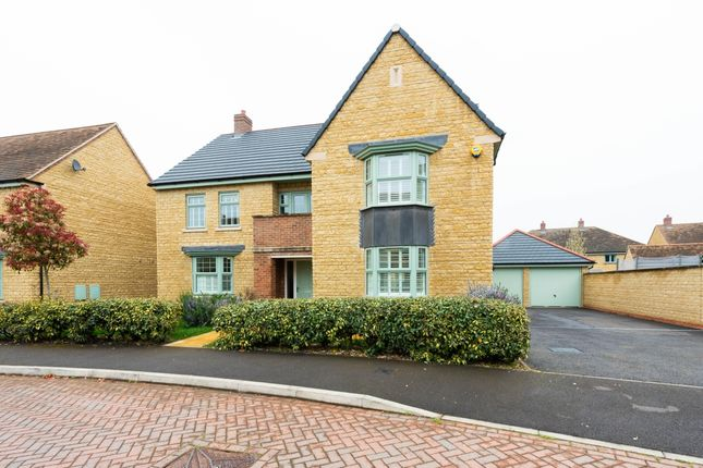 Thumbnail Detached house to rent in Chadelworth Way, Kingston Bagpuize, Abingdon