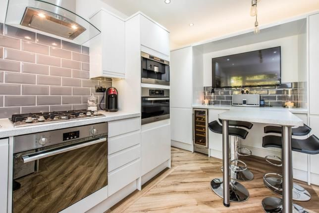 Thumbnail End terrace house for sale in Camberley, Surrey