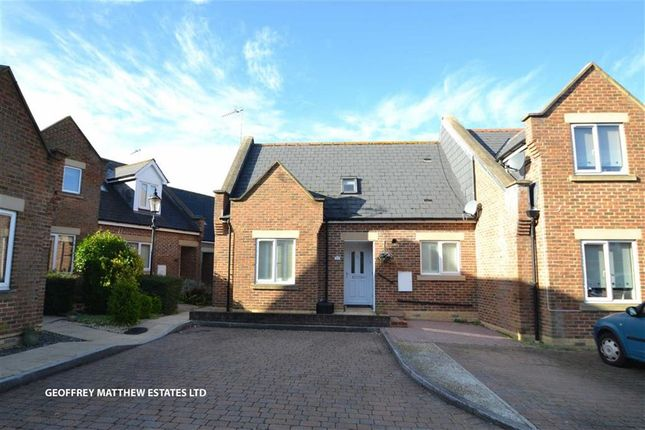 Thumbnail End terrace house for sale in Alexander Mews, Harlow, Essex