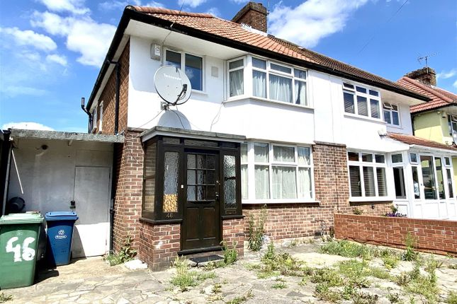 Thumbnail Property to rent in Bacon Lane, Burnt Oak, Edgware