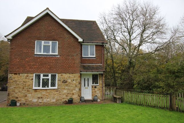Thumbnail Detached house to rent in Dewlands Hill, Crowborough