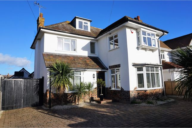 Thumbnail Detached house for sale in Harland Road, Bournemouth