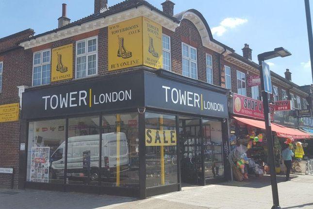 Thumbnail Retail premises to let in 40 Green Lanes, Palmers Green, London
