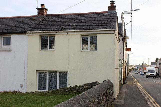 Thumbnail End terrace house for sale in Clifden Road, St. Austell