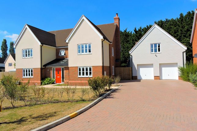 Thumbnail Detached house for sale in Clifford Smith Drive, Felsted