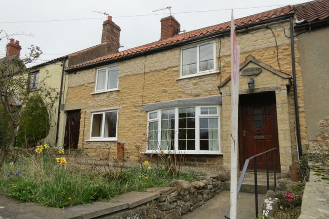 Thumbnail Cottage to rent in Main Street, Wombleton, York