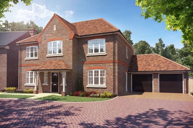 Thumbnail Detached house for sale in Benner Lane, West End, Surrey