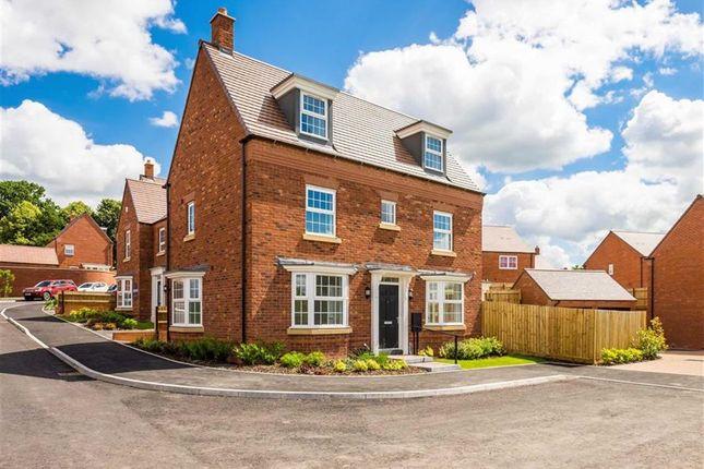 Thumbnail Property for sale in Carters Lane, Kiln Farm, Milton Keynes