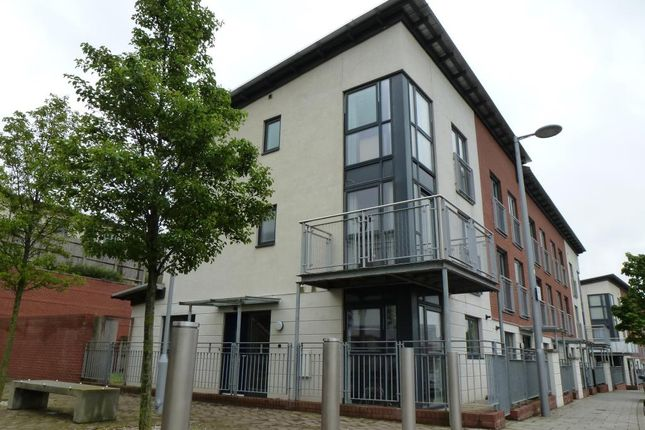 Thumbnail Town house to rent in Mosedale Way, Birmingham