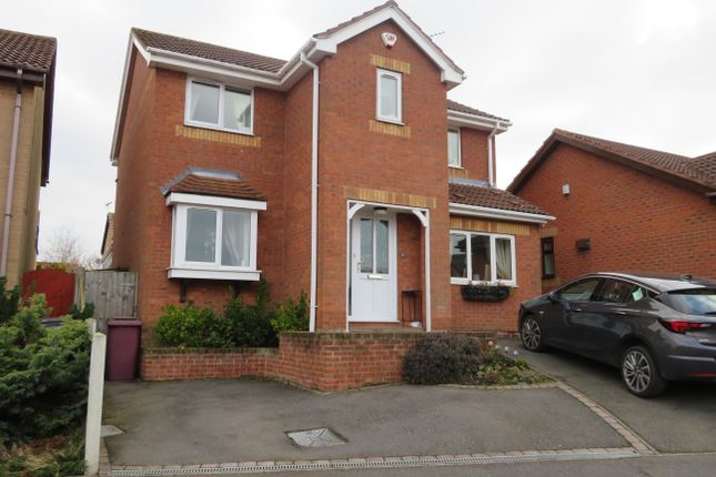 Thumbnail Detached house to rent in Oak Tree Road, Clowne, Chesterfield