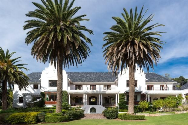 Upper Sidmouth Avenue Bishopscourt Cape Town Western Cape 7700 9 Bedroom Property For Sale