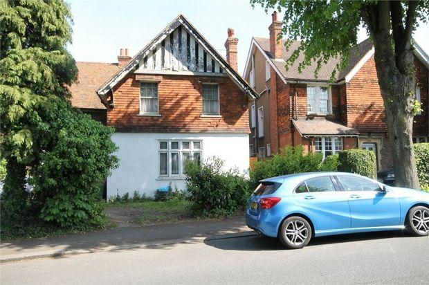 Thumbnail Detached house for sale in Park Hill, Carshalton, Surrey