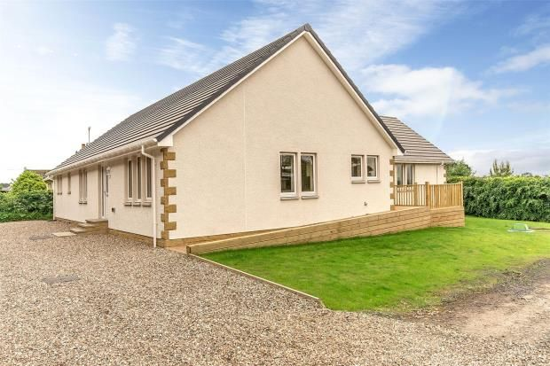 Thumbnail Detached bungalow for sale in Strawberry Fields, Lintrose, Campmuir, Blairgowrie