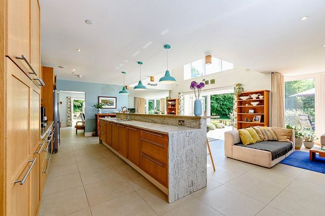 Family Kitchen of Odiham Road, Winchfield, Hook, Hampshire RG27
