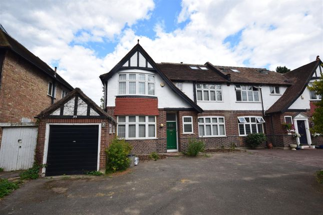 Thumbnail Semi-detached house for sale in Strawberry Vale, Twickenham