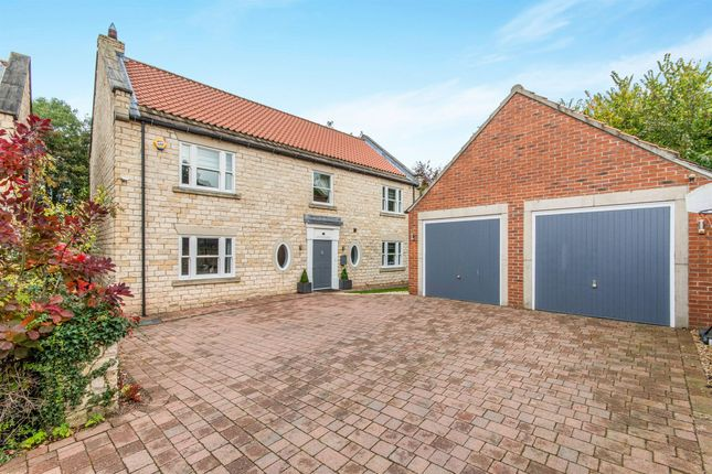 Thumbnail Detached house for sale in Beech House Croft, Clifton Village, Rotherham