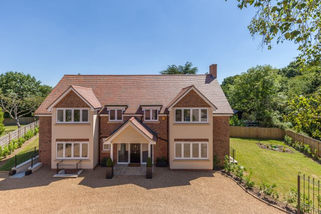 Thumbnail Detached house for sale in Stoke Row Road, Kingwood, Henley-On-Thames