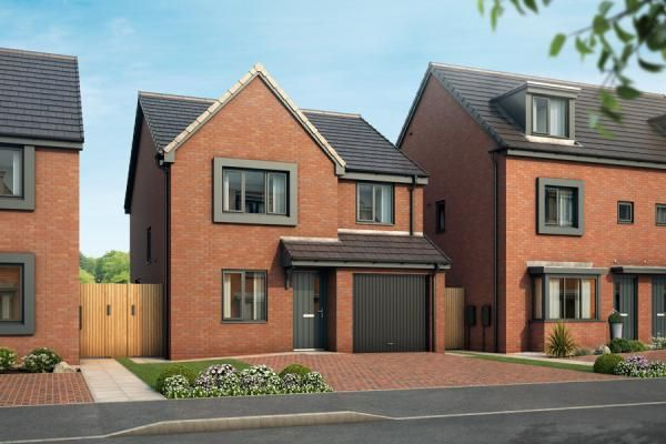 "Thumbnail Property for sale in ""The Rowingham At The Parks Phase 5"" at Glaisher Street, Everton, Liverpool"