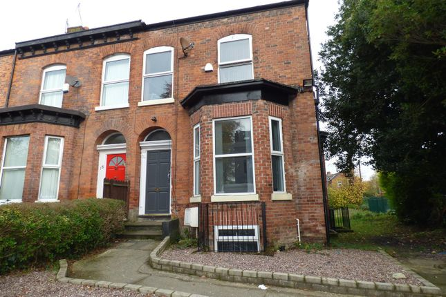 Thumbnail Property to rent in Victoria Road, Fallowfield, Manchester