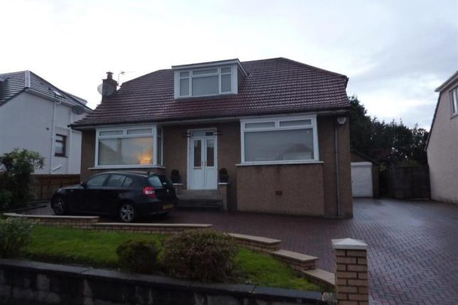 Thumbnail Detached house to rent in Lomond Road, Bearsden, Glasgow